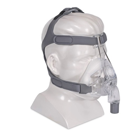 Simplus Full Face CPAP Mask, Small