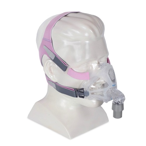 Quattro FX Full Face CPAP Mask for Her, Small