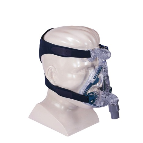 Mirage Quattro Full Face CPAP Mask for Him, Extra Small