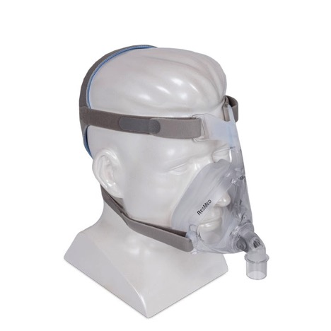 Quattro Air Full Face CPAP Mask for Him, Small