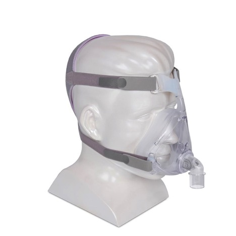 Quattro Air Full Face CPAP Mask for Her, Extra Small