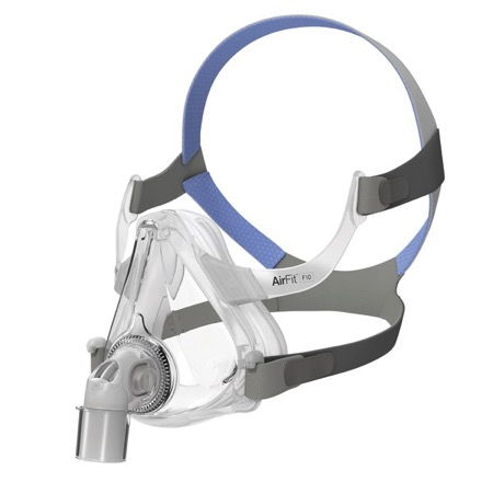 Airfit F10 Full Face CPAP Mask for Him, Small