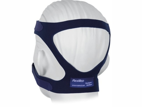 Mirage Quattro Headgear, Small